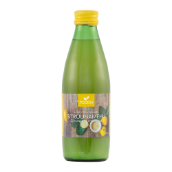 Citronsaft, ekologisk 250 ml