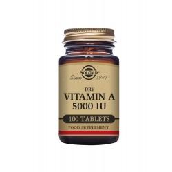 A-Vitamin 5000 IU, Solgar...