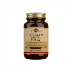 Folic Acid 800 ug, Solgar...