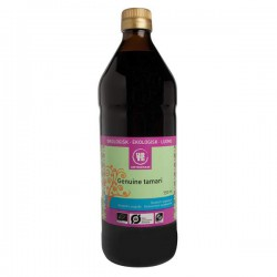 Gluteeniton Genuine Tamari -soijakastike 750 ml