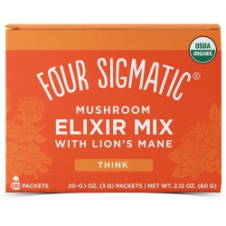 Mushroom elixir mix, Lion's...