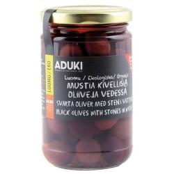 Svart oliv, 310 g i vatten,...
