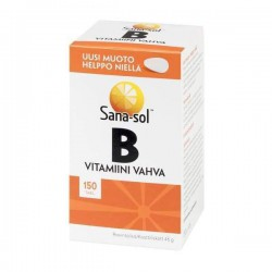 Sana-sol Starkt vitamin B,...