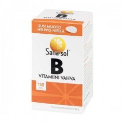 Sana-sol Vahva B-vitamiini,...