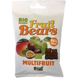 Frukt nallar, multifrukt 50...
