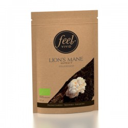 Ekologiskt Lion's mane-pulver extrakt 50 g