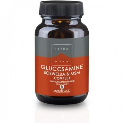 Glucosamine, Boswellia &...