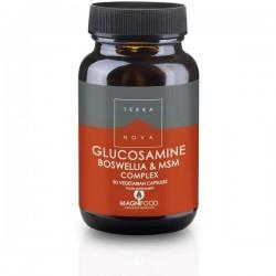 Glukosamin, Boswellia &...