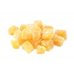 Crystallized ginger,...