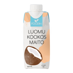 Coconut milk, organic 330ml