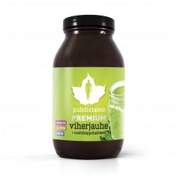 Premium grönt pulver +...