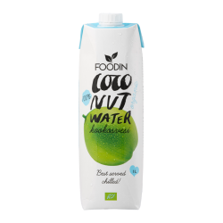 Coconut water, Organic, 1L