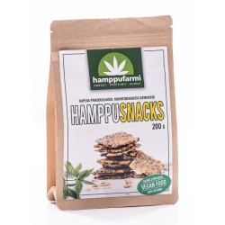 Hemp snacks, 200g