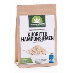 Hulled Hemp seed, 250g