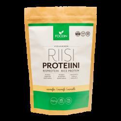 Riisiproteiini, vanilja, 650 g