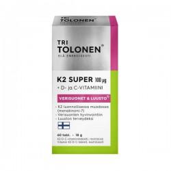 Tri Tolosen K2 Super 100ug,...