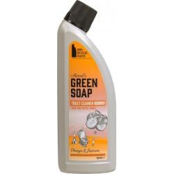 WC-puhdistusaine, appelsiini & jasmiini 750 ml, Marcel's