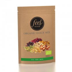 Snack Mix, 400 g Ekologisk