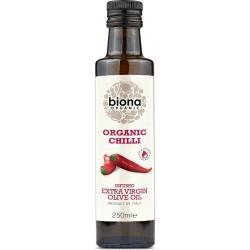 Chilioliiviöljy 250 ml, Biona