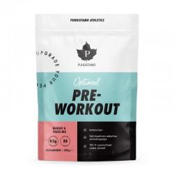 Optimal Pre-Workout Mango & Vadelma 350g