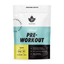Optimal Pre-Workout Greippi + Kofeiini 350g