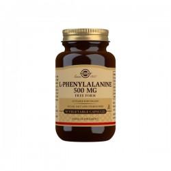 L-Fenyylialaniini 500 mg, Solgar 50 kaps