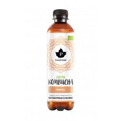 Kombucha Peach, Organic 370 ml