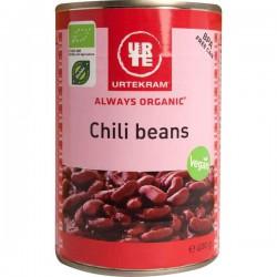 Chili Beans, Organic 400 g