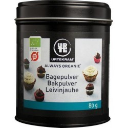 Baking powder, Organic 80g