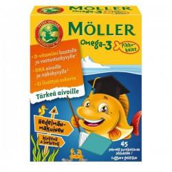 Möller Omega-3 Liten fisk,...