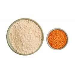 Rött linsmjöl, ekologiskt 4kg