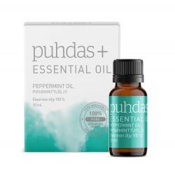 Peppermint oil 10 ml, Puhdas+
