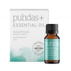 Eukalyptusolja 10 ml, Puhdas+