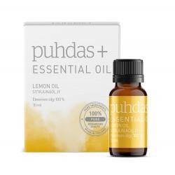 Sitruunaöljy 10 ml, Puhdas+