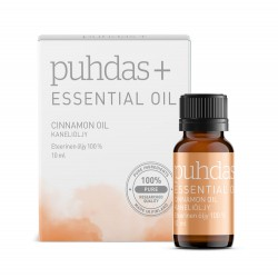 Cinnamon oil 10 ml, Puhdas+