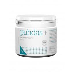 Kalsiumsitraatti 600 mg, 240 g, Puhdas+