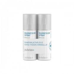 Magnesium spray Nivelille 150 ml, Puhdas+, TUPLAPAKKAUS