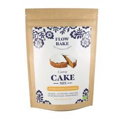 Flow Bake – Luomu Porkkanakakku-jauhoseos, 315 g