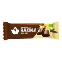 Raakasuklaa, Vanilja 36 g