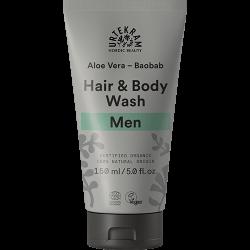 Men Hair & Body Wash 150ml,...