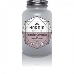 Female Complex, Nordiq Nutrition 60 tabl