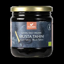 Black Tahini, organic 400g