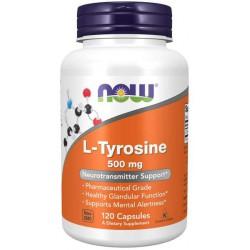 NOW Foods L-Tyrosine 500...