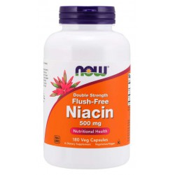 NOW Foods Flush Free 500 mg, 90 kaps