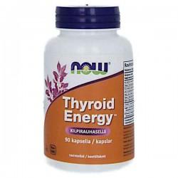 NOW Foods Thyroid Energy, 90 kaps