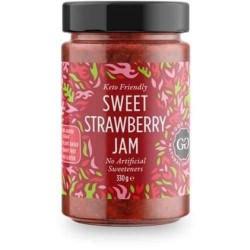 Strawberry jam, keto 330 g,...