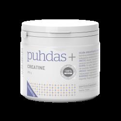 Kreatiini 200 g, Puhdas+