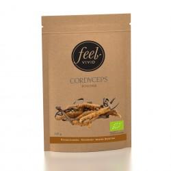 Cordyceps-pulver 125 g,...