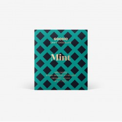 Mint 65% Raw Chocolate,...