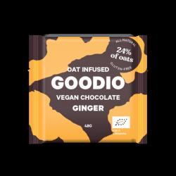 Ginger Oat Chocolate Bar,...